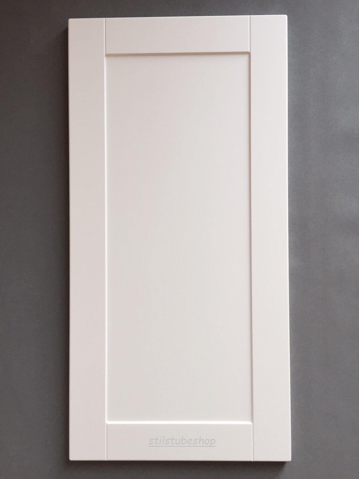 IKEA Metod Kroktorp elfenbeinweiß Vitrinentür Front 40 x 60 cm 902.059.26 NEU