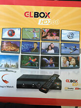 Set top box - GL HD200 including double sided remote, HDMI/RCI cables Bankstown Bankstown Area Preview