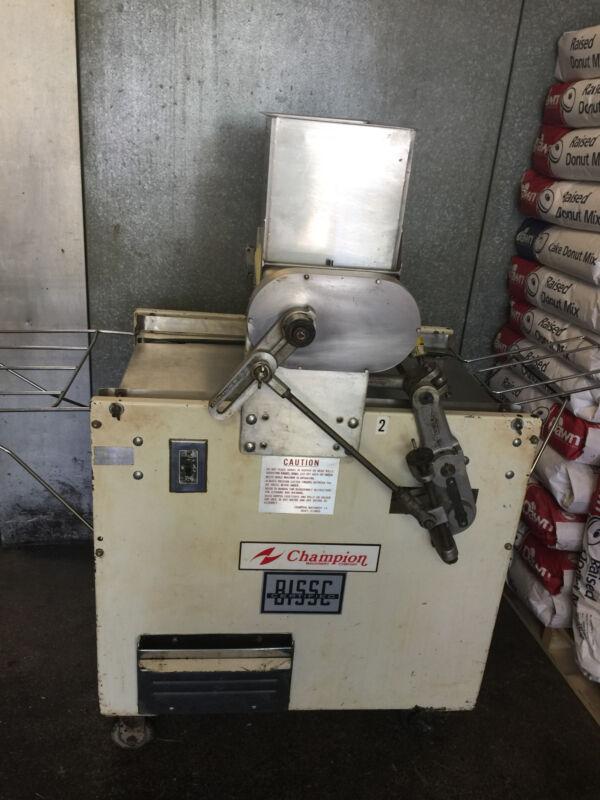 Champion Bakery Machines Model 65 Cookie Depositor