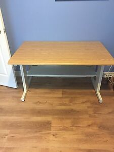 Wooden Top Desk For Sale