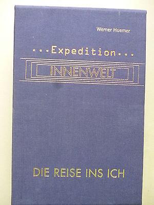 2 Bände im Schuber ... Expedition .. Die reise ins Ich von Werner Huemer