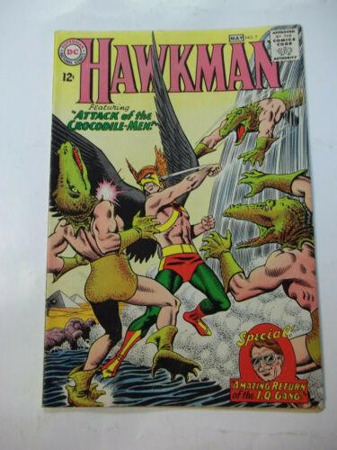 HAWKMAN  #7  (1965)  7.5 VF-