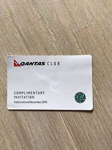 Qantas Club Complimentary Pass Mosman Mosman Area Preview