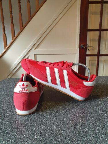 Adidas Dragon Trainers Size Uk 10.5