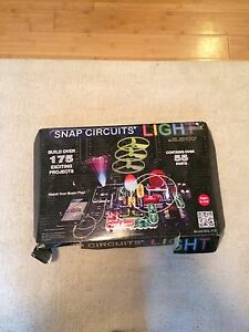 Snap circuits kit / toy for kids