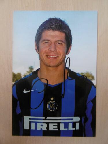 "Emre Belözoglu ""Inter"" Autogramm signed 10x15 cm Bild"