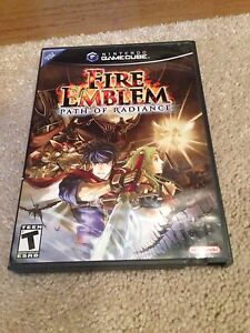 Fire Emblem Path of Radiance-gamecube