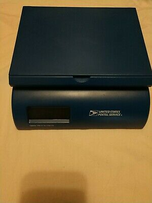 Portable Postal Shipping Scale Ds25 Capacity 25 Pounds With Usb Pc Cable
