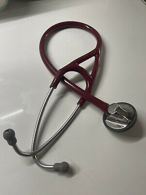 3m Littmann 2160 27 Inch Master Cardiology Stethoscope - Burgundy