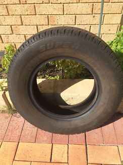 Tyres, tires 195/15 light truck Iluka Joondalup Area Preview