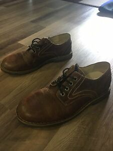 Brands new bed stu leather shoes