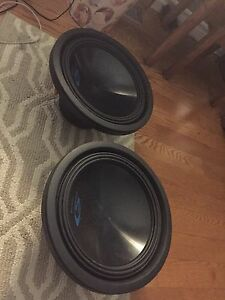 Alpine type s subwoofers
