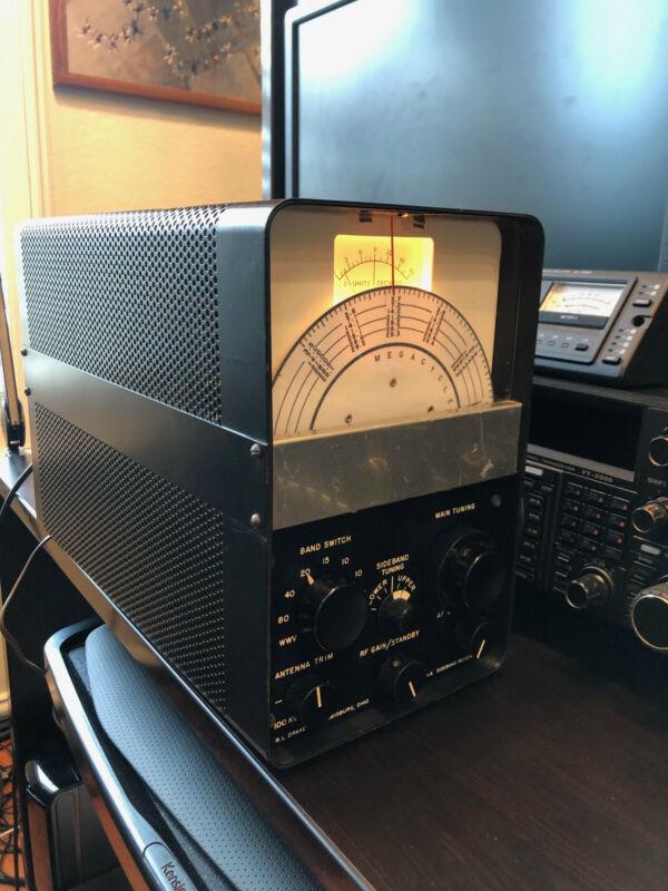 Drake 1A Receiver - Rare, Late Serial Number