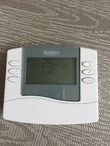 Aprilaire Programable Thermostat  New