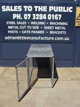 Dog Crate Medium Clontarf Redcliffe Area Preview