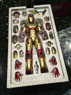 Hot Toys Iron Man Mark XLII (42) 1/6th Scale Diecast St Albans Brimbank Area Preview