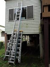 Stepladders - dual purpose, double sided West End Brisbane South West Preview
