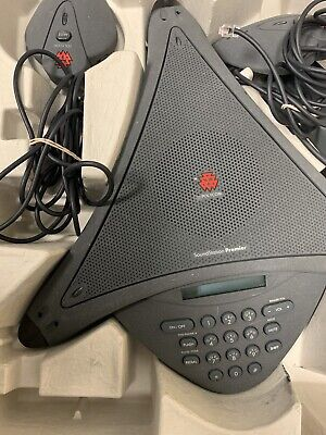 Polycom Soundstation Premier Full Duplex Conference Phone 2200-03200-001