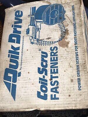 Quick Drive Coil Screws Dwf11401 6 1-14 Drywall Screws 4000 Per Box