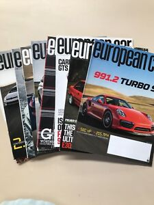 European Car Magazine Magazines Gumtree Australia Hume Area