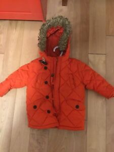 GAP Boys winter coat 18-24 months manteau d'hiver garcon