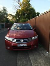 Honda city 2011 only 81000 kms Lakemba Canterbury Area Preview