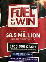 CO-OP FUEL UP TO WIN
