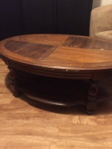 Free coffee table - on hold