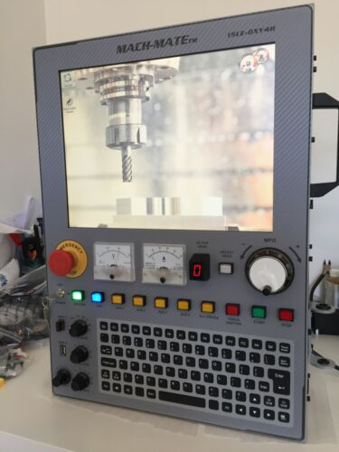 """15"""" Touch CNC Controller with MACH 3 INSTALLED  - 4 AXIS - Model - 15LE/POKEYS"""