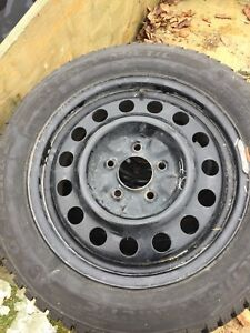 205/55R 16 Winter Tires-SOLD in 29 minutes!
