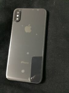 iPhone X with facial recognition *new* *unlocked*