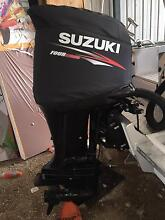 SUZUKI 140 OUTBOARD MOTOR Marshall Geelong City Preview