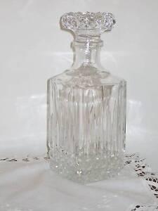 Glass decanter Port Macquarie Port Macquarie City Preview