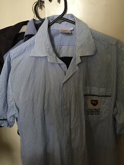 PBC uniforms yr 7  & 12