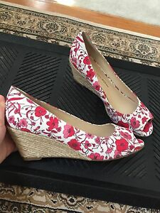 SIZE 11 Wedges Brand New