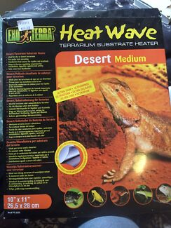Exo Terra Heat Wave Desert Medium Heat Mat Pad reptile snake St James Victoria Park Area Preview