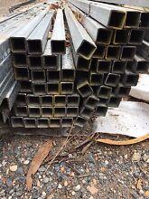 25 x 25 galvanised steel. Collingwood Park Ipswich City Preview