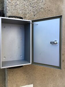 Small Fire Proof Safe
