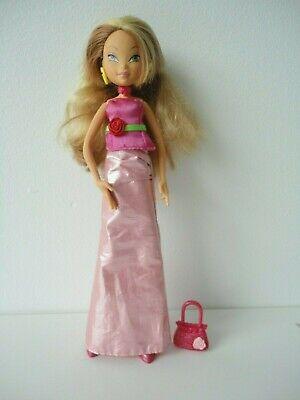 Mattel WINX pop / Poupée / Doll - Flora - Dance Night