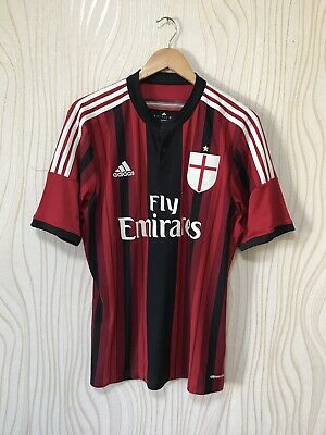 sports shoes c3e03 4660a Ac Milan Shirt - 6 - Trainers4Me