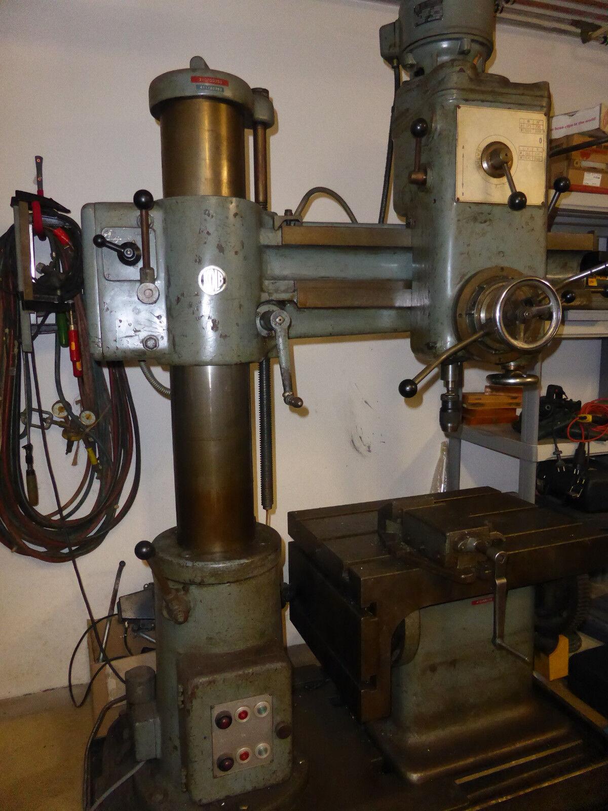 KOLB Radialbohrmaschine NK 20