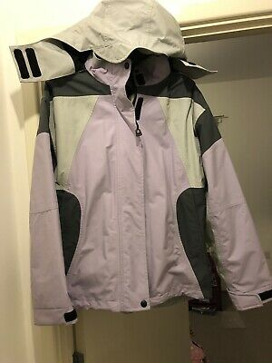 Didriksons Alma Girls Ski Jacket Waterproof Breathable Coat 502307