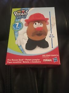 Brand New Mr Potato Head Fire Rescue Head