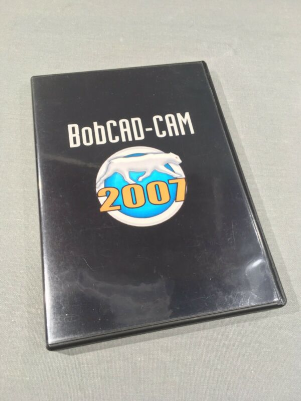 BobCad Cam 2007 Software