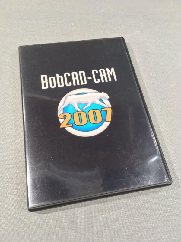 BobCad Cam 2007 Software