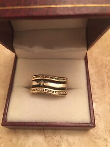 DIAMOND RINGS SET OF 3