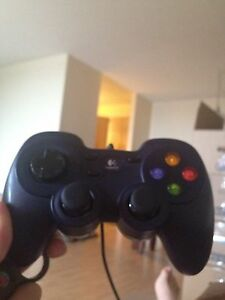 Wired Logitech gaming controller for the pc