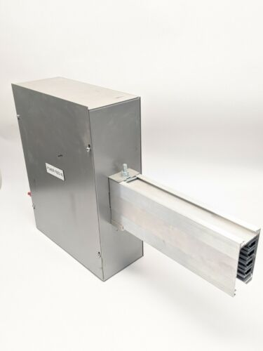 StarLine EF100N-4 Busway Tap Box 4-Pole 100A 600V