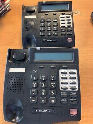 Enhanced Key *FREE SHIPPING* Vodavi 3011-71 8-Button Executive Office Phone