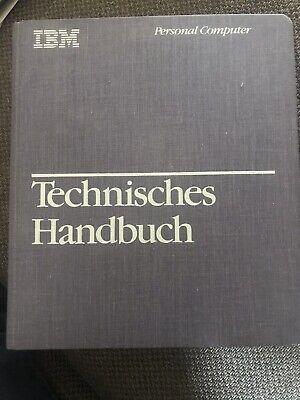Original IBM PC Technisches Handbuch